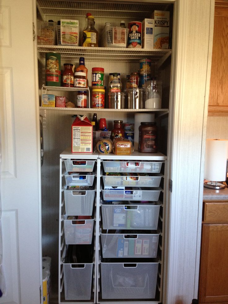 Okay and this is Pantry After....I am trying to figure out how to do all the in-between...
