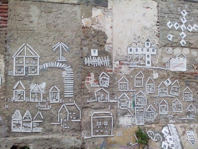 Arte en el barrio de Getsemani