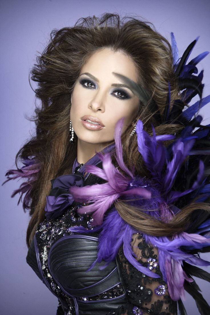Gloria Trevi Beautiful Mexican Woman & Latin Talent
