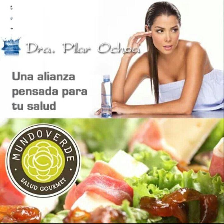 Una alimentación balanceada es clave para mantener un peso ideal. Encuentra en #MundoVerde opciones para cuidarte teniendo en cuenta los consejos del Programa Peso Saludable de la #DraPilarOchoa