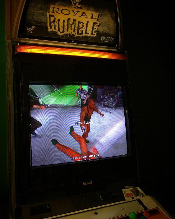 You'd like this one by arcade.planet #arcade #microhobbit (o) http://ift.tt/21P5jj0 es uno de esos juegos difíciles de ver... Si te gusta el #pressingcatch #wwe tienes la oportunidad de jugar con esta #naomi  en nuestras jornadas de puertas abiertas recuerda que si estás en SEVILLA te esperamos este sábado de 11:00 a 19:00 en la calle Novel 5 del Pol. PISA. Por 10 tienes acompañante gratis y jugaras a todas nuestras #recres y #consolas #retro #retrogamer  room #sega