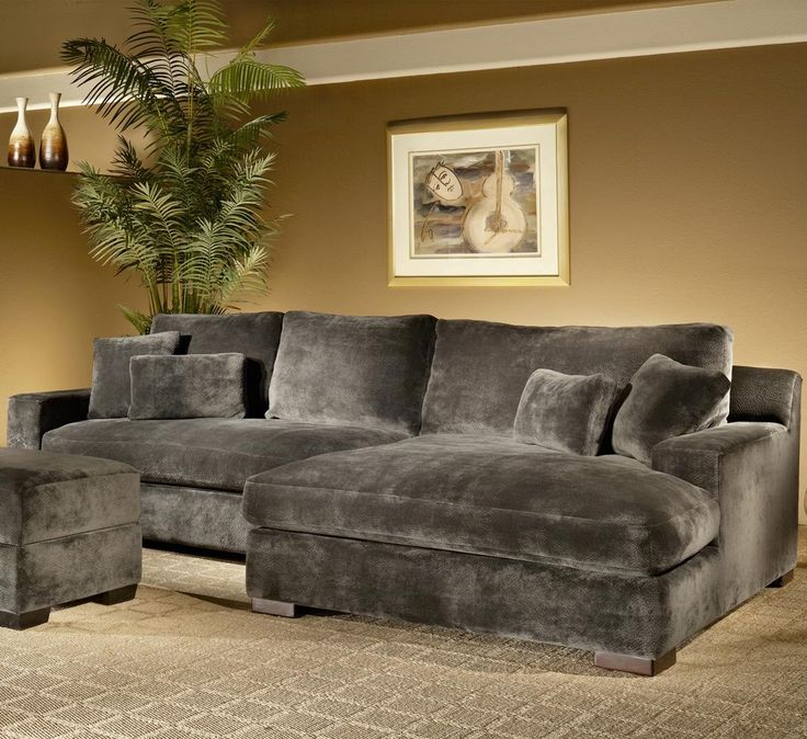 Fairmont Seating Billie Jean 2 Piece Sectional W Chaise