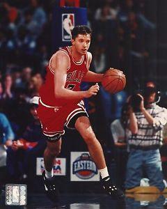 Toni Kukoč Chicago Bulls picture 8x10 photo #5