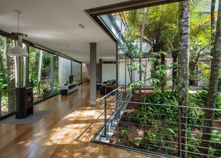 Casa LLM / Obra Arquitetos | ArchDaily Brasil