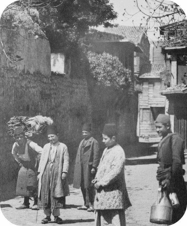 İSTANBUL-1880-