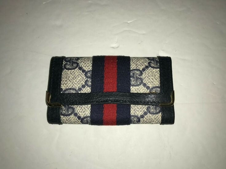 Gucci vintage key chain holder gucci with images