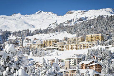 Kulm Hotel St. Moritz Review