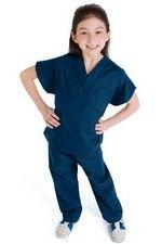 Children's scrub set w/ FREE stethoscope Children's Apparel - By Landau Uniforms #LAN7000 at A2Z Uniforms & Embroidery