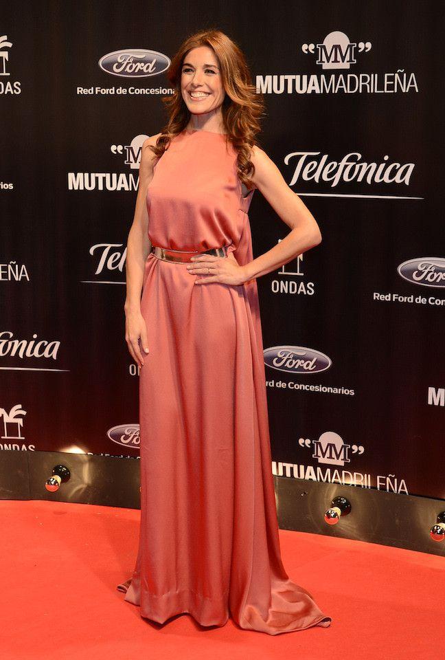 Raquel Sánchez Silva Premios Ondas 2013