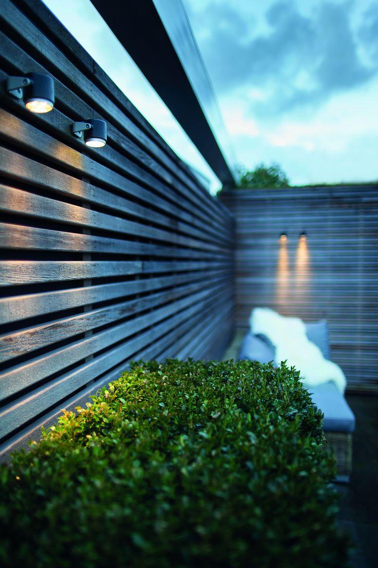 MINI SCOPE | Buitenspot | Schutting | Tuin | Sfeervol buitenleven | Hout | Loungehoek