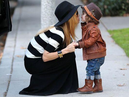гардероб молодой мамы