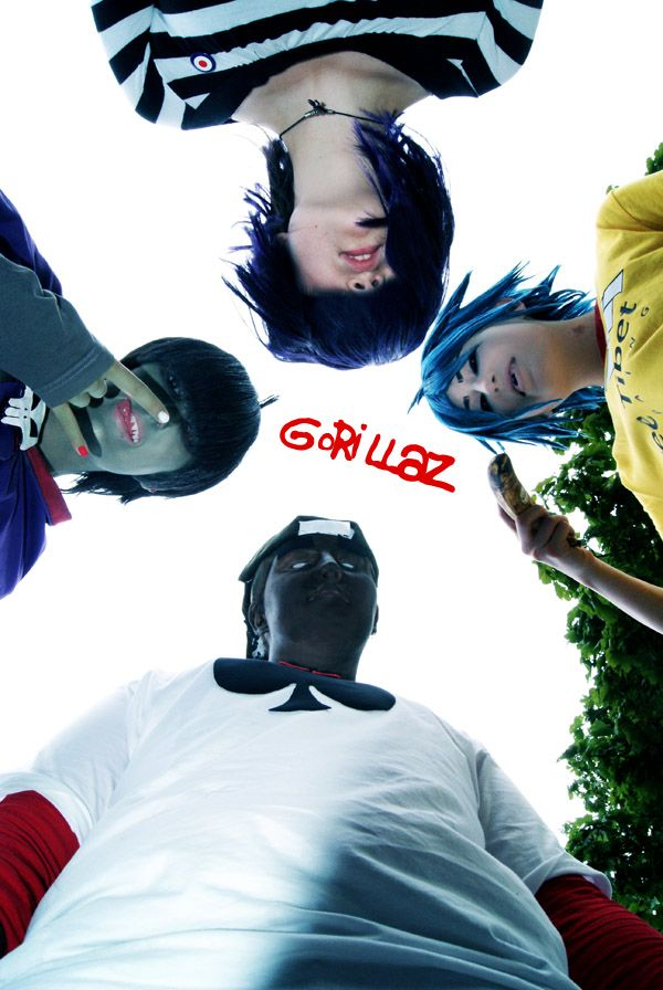 17 Best images about gorillaz cosplay on Pinterest ...