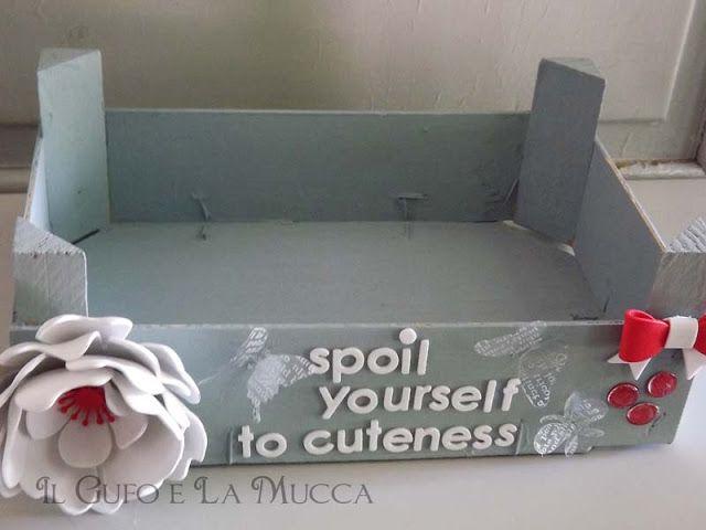 LA MIA CASSETTINA DEGLI SMALTI - MY NAIL POLISH BOX | Il Gufo e La Mucca