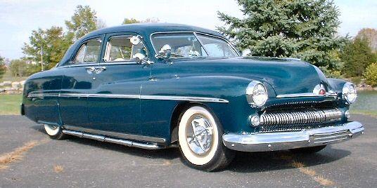 37 best mercury images on pinterest lead sled antique for 1951 mercury 4 door sedan