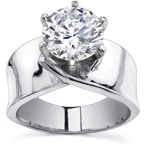 MoissaniteCo.com, Fine Moissanite Rings and Moissanite Jewelry