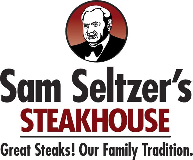 Sam Seltzer's Steakhouse | Food Logos | Pinterest