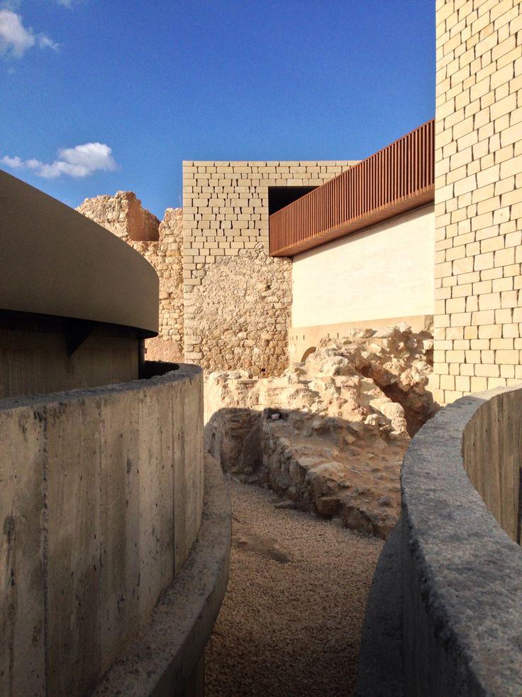 Rehabilitación del Castillo de Baena (Córdoba)   José Manuel López Osorio, arquitecto. www.jesusgranada.com