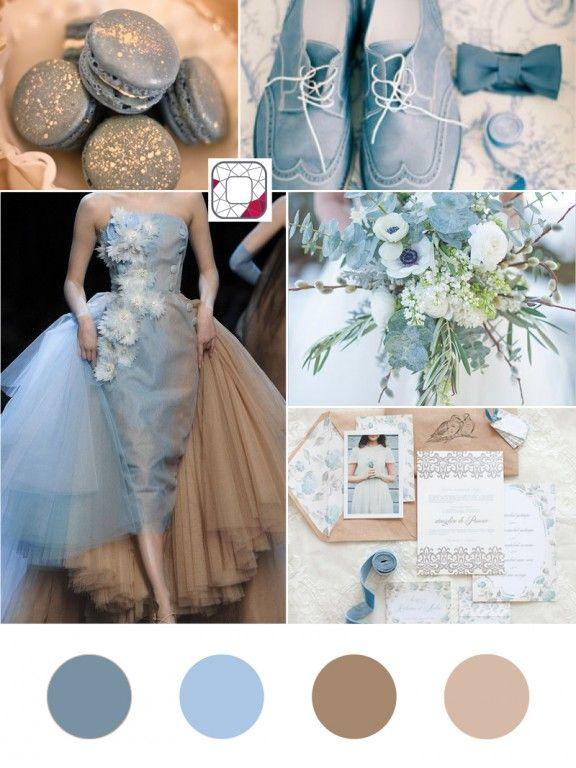Matrimonio azzurro polvere | Pietroburgo Eventi Event PlannerPietroburgo Eventi Event Planner