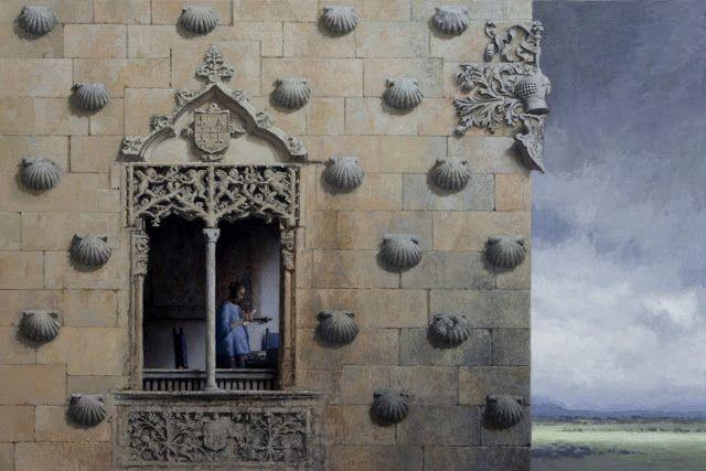 Από Σαλαμάνκα προς Ντελφτ (2012)    Μέσα από το παράθυρο Vermeer