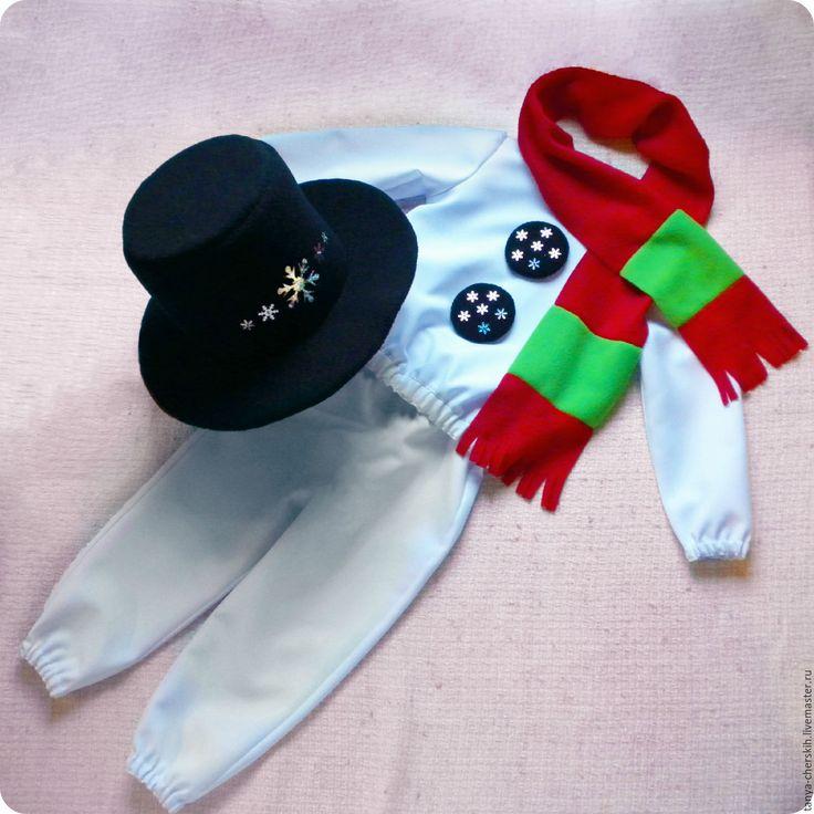 Купить Снеговик (костюм новогодний детский) снеговичок - детский, снеговик костюм детский