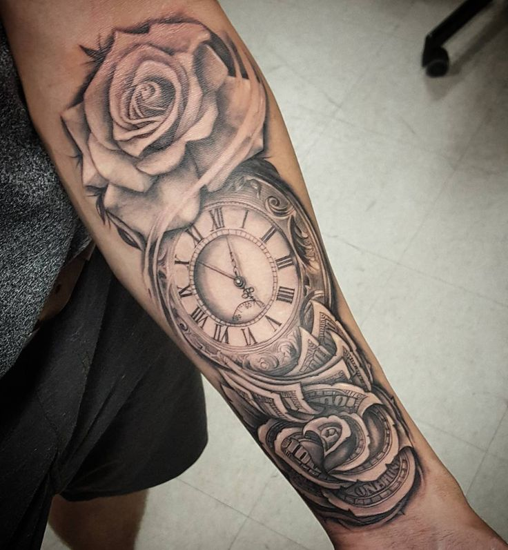 19 Best Time Is Money Tattoo Images On Pinterest
