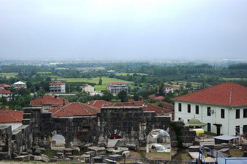 Üskübü, Konuralp, Düzce city