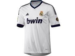 Adidas Real Madryt - Koszulka 2012/2013. Startuje nowy sezon piłkarski a czy ty masz już koszulkę swojego ulubionego zespołu?