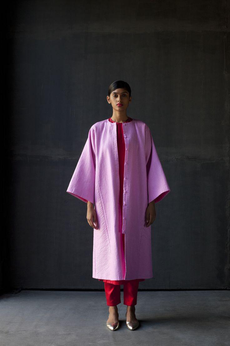 Aaliya Jacket , Hana Kurta , Abida pajama
