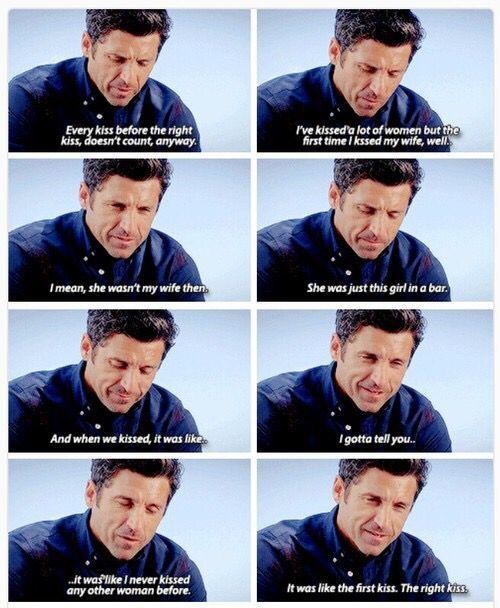 Derek's best quote from the last episode he's in