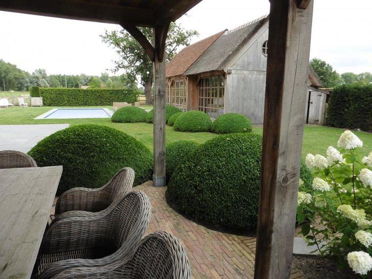 Fotogalerij :: Tuinen Denieplant - Aalter :: Voorbeelden, afbeeldingen, foto's, galerij, projecten, portfolio