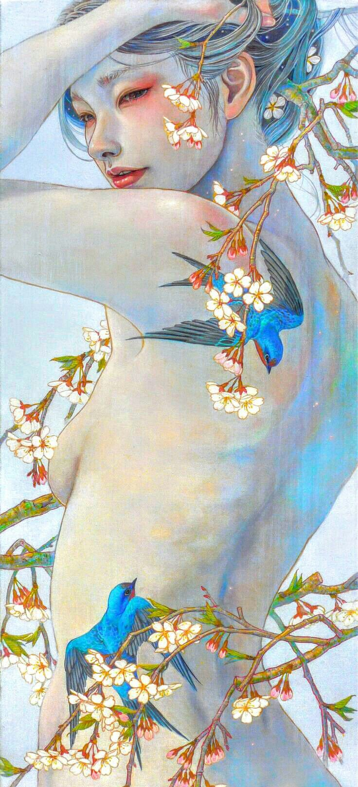 The Beauties of Nature by Miho Hirano