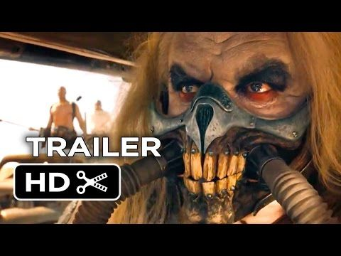 Mad Max: Fury Road Official Comic-Con Trailer (2015) - Tom Hardy Post-Apocalypse Movie HD - YouTube