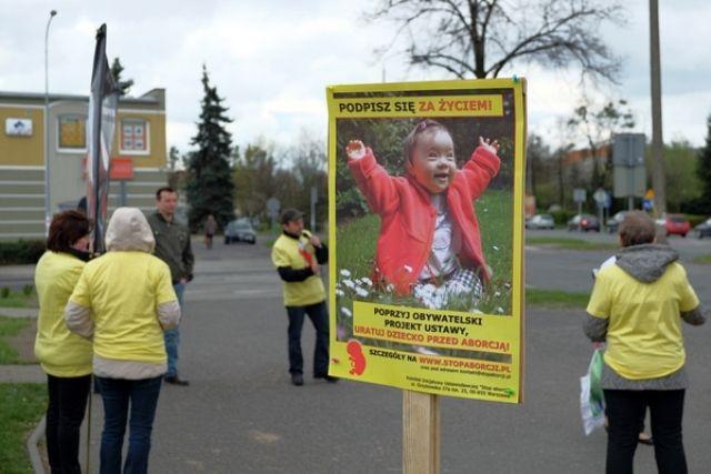 Fundacja Pro-Prawo do życia w Oławie