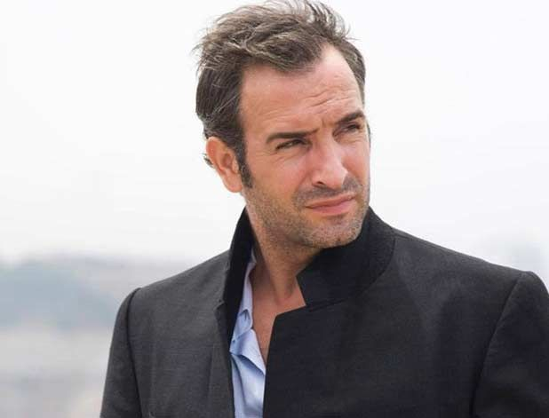 "From my favorite movie of the year--""The Artist"": Jean Dujardin"