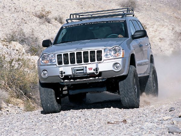 2005 Jeep Grand Cherokee The Mojave The Next Generation 4