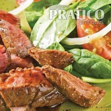Émincé de boeuf érable-balsamique sur salade - Recettes - Cuisine et nutrition - Pratico Pratique