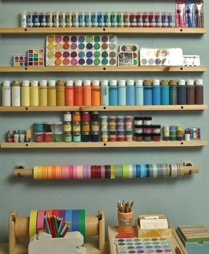of-the-box options for re-purposing household organization products: