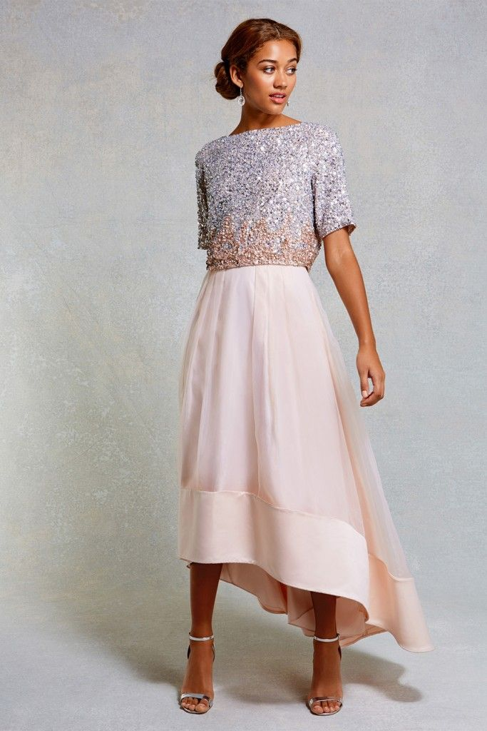 Two Piece Bridesmaid Outfits You'll Love