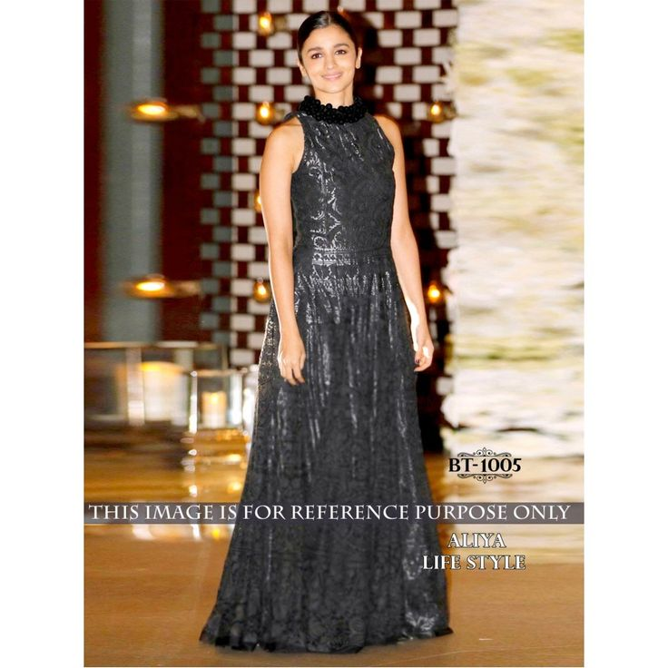 Excellent Black color Net & Cotton only Gown at just Rs.1380/- on www.vendorvilla.com. Cash on Delivery, Easy Returns, Lowest Price.