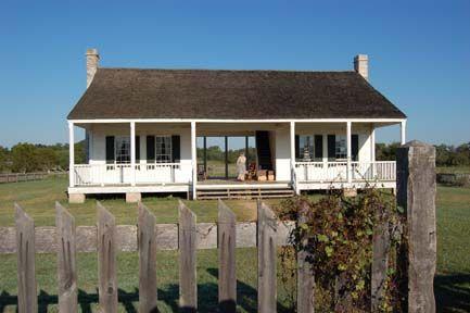 Building+A+Dog+Trot+House | main house at the circa-1845 Barrington Farm is a vernacular dog-trot ...