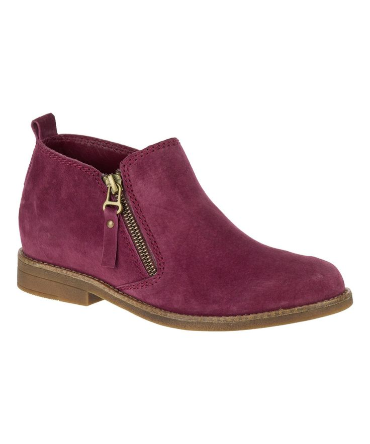 Take a look at this Wine Mazin Cayto Suede Boot today!