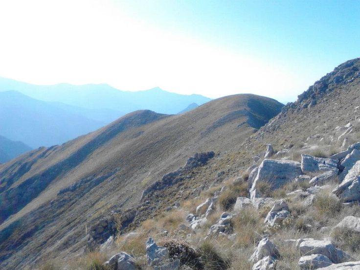Kaliakouda Mountain - Karpenisi (Photo by Fanis Havelos)