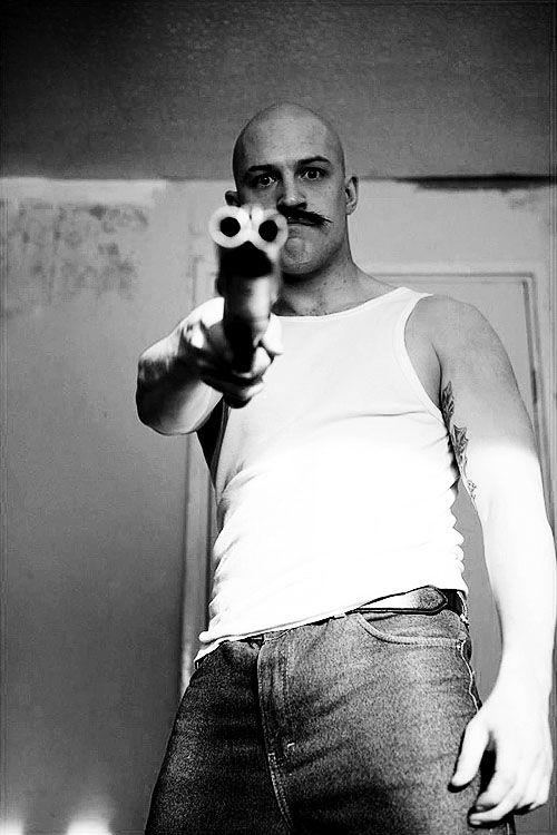 Tom Hardy in Bronson