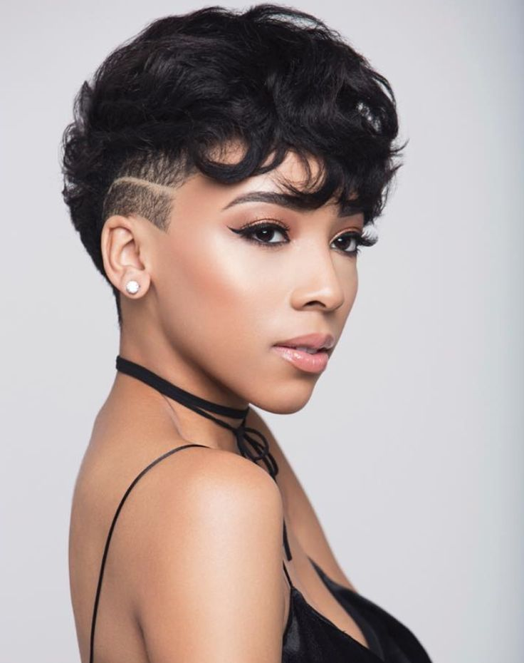 Gorgeous cut @makeupbygray  Read the article here - http://blackhairinformation.com/hairstyle-gallery/gorgeous-cut-makeupbygray/