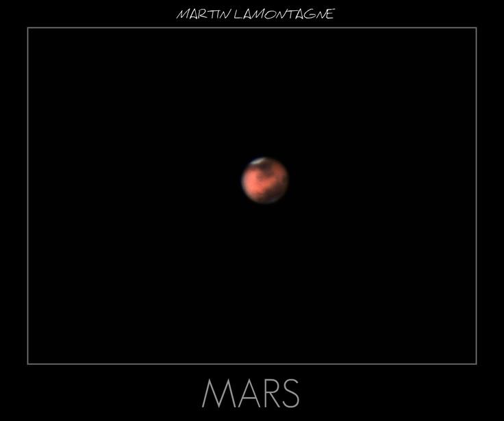 Mars ORION + webcam modifier