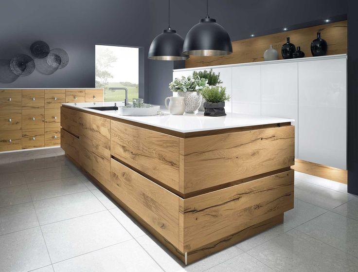 20 beste idee n over wit kookeiland op pinterest witte granieten keuken keuken granieten - Witte keuken en hout ...