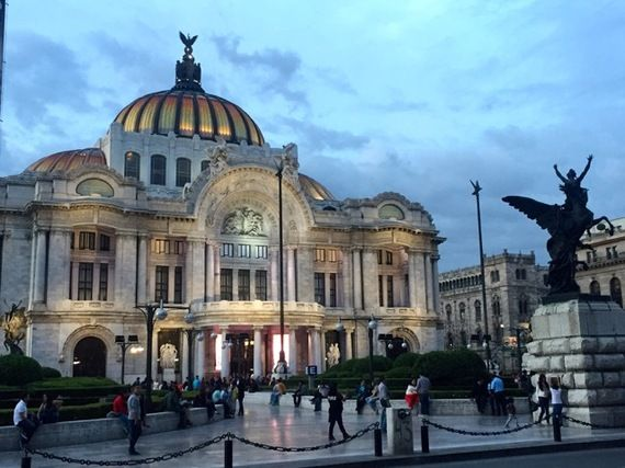 Centro De Mexico City