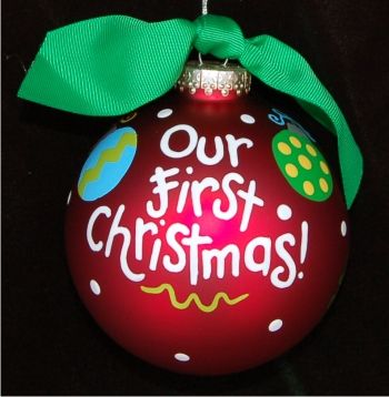 25 Unique Baby First Christmas Ornament Ideas On