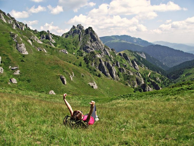 Trekking in Ciucas Mountains