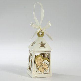 Lantern Holy Family 10cm LED   online sales on HOLYART.co.uk